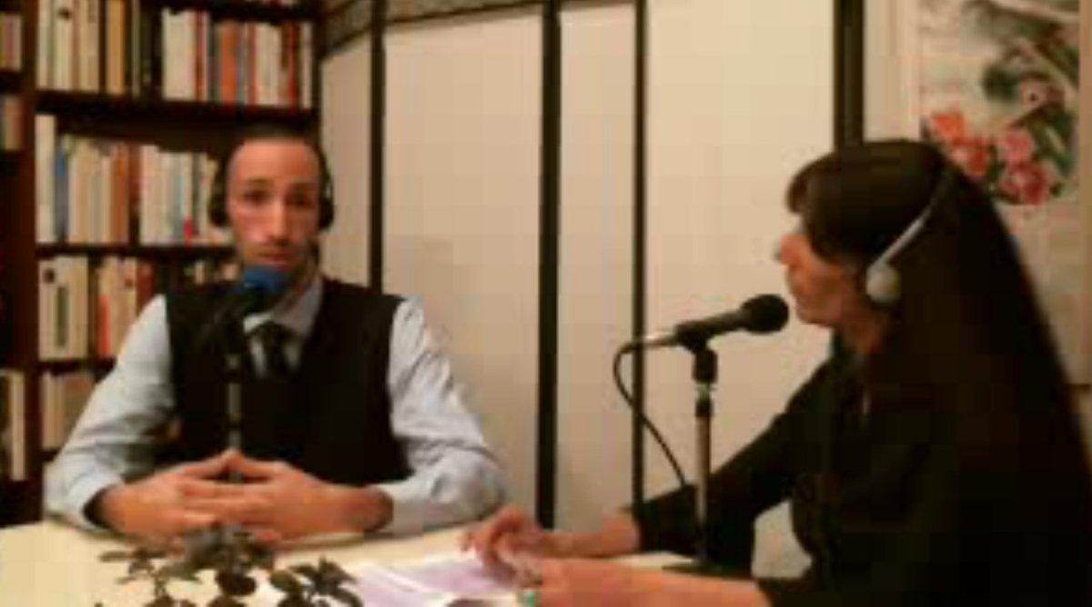 Interviewé par Marika El Haki dans l'émission Islam et Spiritualités du 30 nov. 2012