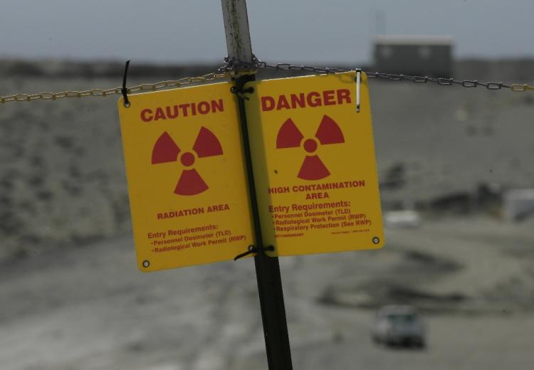 Fuites souterraines de six réservoirs radioactifs aux USA